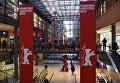 """Дворец """"Berlinale Palast"""", в котором состоялась церемония открытия 66-го Берлинского международного кинофестиваля """"Берлинале - 2016"""""""