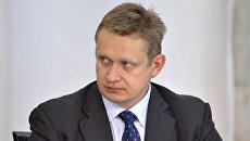 Генеральный директор, председатель правления ОАО СУЭК Владимир Рашевский. Архивное фото