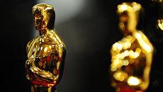 Статуэтки Оскара. Архивное фото