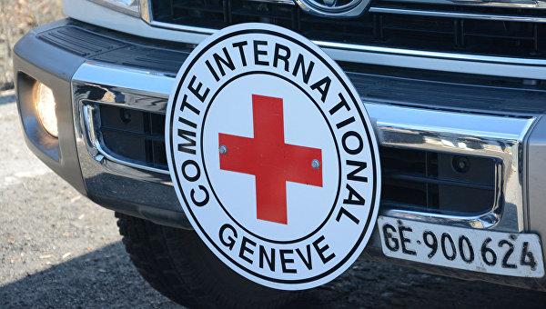 Машина Красного Креста