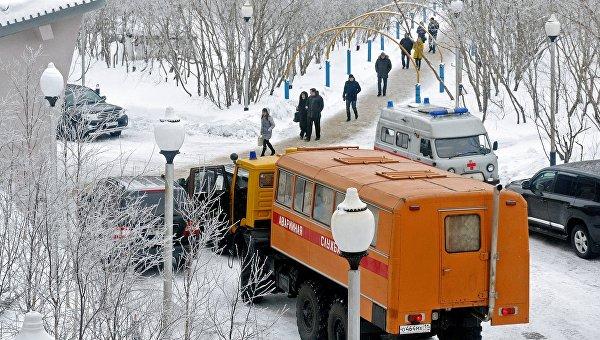 Работа шахты Северная в Воркуте приостановлена после горного удара. Архивное фото