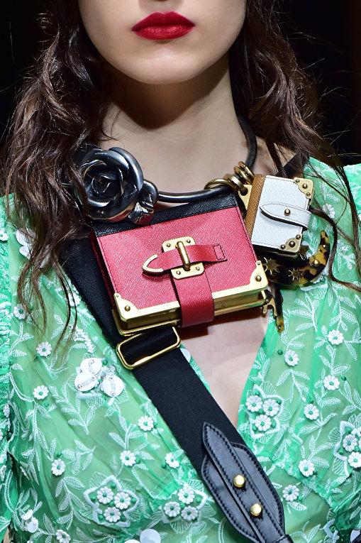 Показ Prada в рамках Недели моды в Милане, Италия