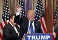 """Дональд Трамп на праймериз в """"супервторник"""""""