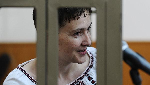 Прения сторон по уголовному делу украинской летчицы Надежды Савченко. Архивное фото