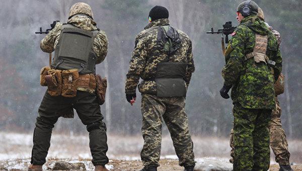 Украина рассчитывает подписать соглашение овоенном сотрудничестве сКанадой