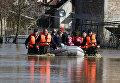 Наводнение в Сербии. 8 марта 2016
