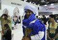 Выставочный стенд Марокко. Международная туристическая ярмарка ITB в Берлине, март 2016