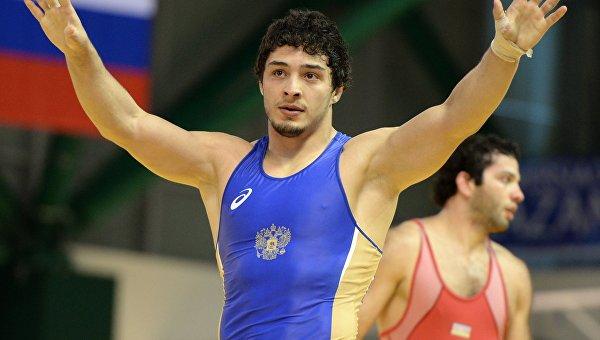 Российский спортсмен Шамиль Кудиямагомедов. Архивное фото
