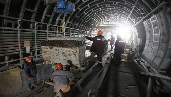 Станции метро «Ховрино» и«Беломорская» откроют кконцу следующего года
