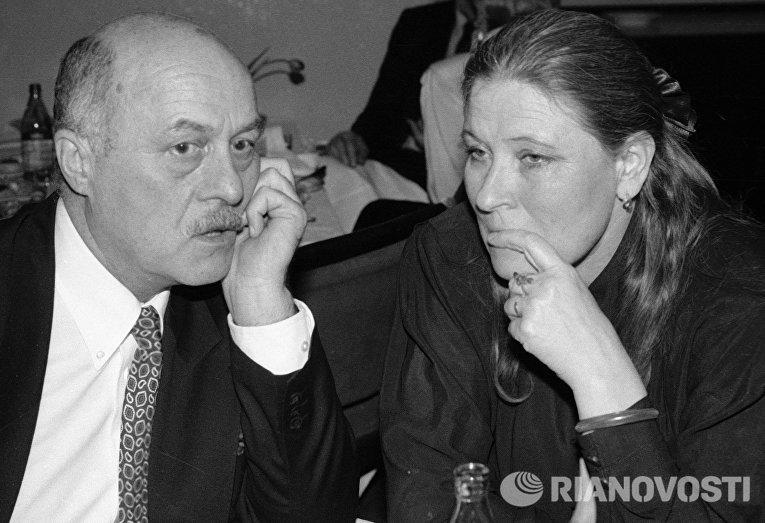 Станислав Говорухин и Людмила Зайцева