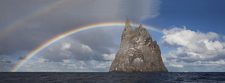 Остров Болс-Пирамид