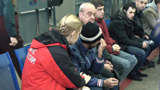 Психологи успокаивали родственников жертв авиакрушения под Ростовом-на-Дону