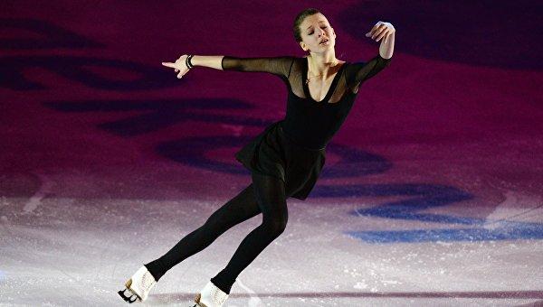 Мария Сотскова. Архивное фото