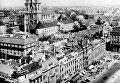 Панорама города Загреба