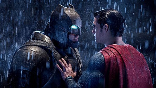 Кадр из фильма Бэтмен против Супермена: На заре справедливости. Архивное фото