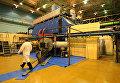 Изохронный циклотрон У-400М в Лаборатории ядерных реакций имени Г.Н. Флерова Объединенного института ядерных исследований в Дубне