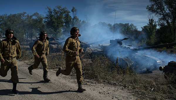 В ОБСЕ заявили, что стороны конфликта в Донбассе провалили прекращение огня