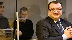 Адвокат Ю. Грабовский. Архивное фото