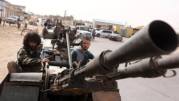 Руководитель ПНЕ Ливии Сарадж выступает заблизкие отношения сМосквой