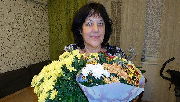 Таисия Ивановна Юдина