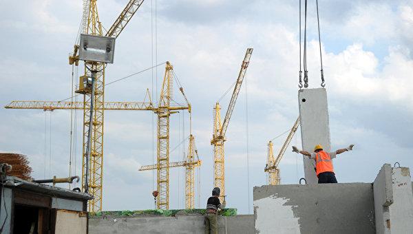 Во 2-ое воскресенье августа в РФ отмечается День строителя