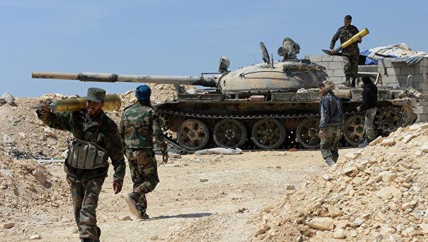 Режим перемирия был нарушен семь раз впровинциях Дамаск иЛатакия