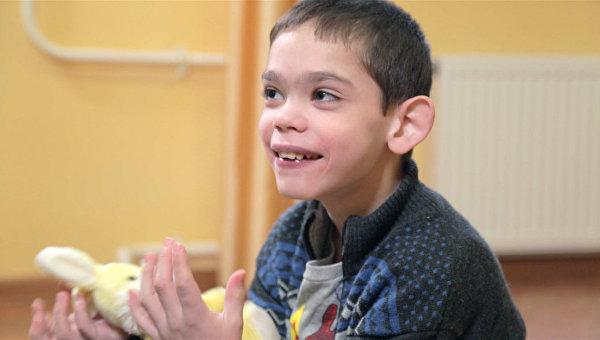 Антон, 10 лет. Любит быть главным и обладает необыкновенной памятью