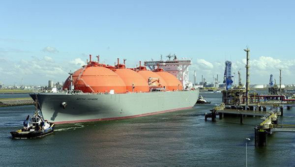Газовая атака США