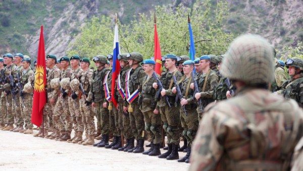 Общие учения стран ОДКБ «Взаимодействие-2016» начинаются вПсковской области