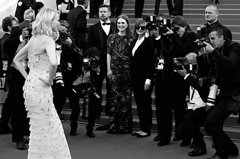 Британская актриса Наоми Уоттс на церемонии открытия 69-го Каннского кинофестиваля