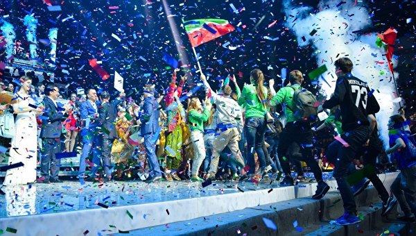 Научастие вфестивале молодежи вСочи подали заявки неменее 100 стран