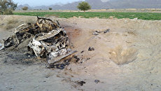 Лидер группировки Талибан мулла Ахтар Мансур убит при авиаударе США