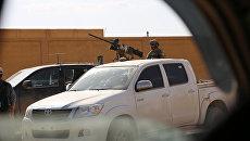 Американский спецназ в сирийской провинции Ракка. 25 мая 2016