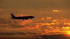 Самолет Airbus A319. Архивное фото