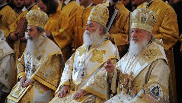 Предстоятели поместных православных Церквей