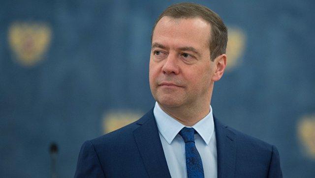 """Медведев поздравил победителей """"Премии Рунета 2017"""""""