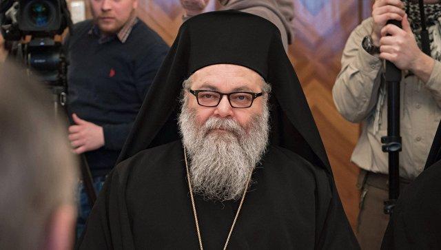 Патриарх Антиохийский и всего Востока Иоанн Х. Архивное фото