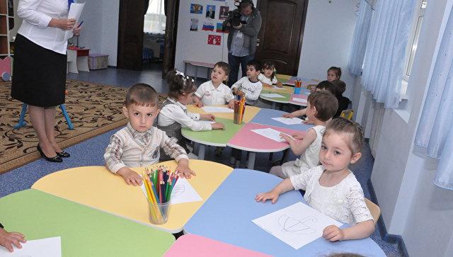 Сергей Аксёнов выступил инициатором разработки программы бесплатного дошкольного образования