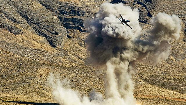 Самолет A-10 ВВС США. Архивное фото