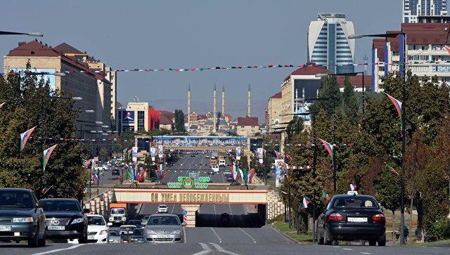 Грозный возглавил рейтинг самых безопасных городов России