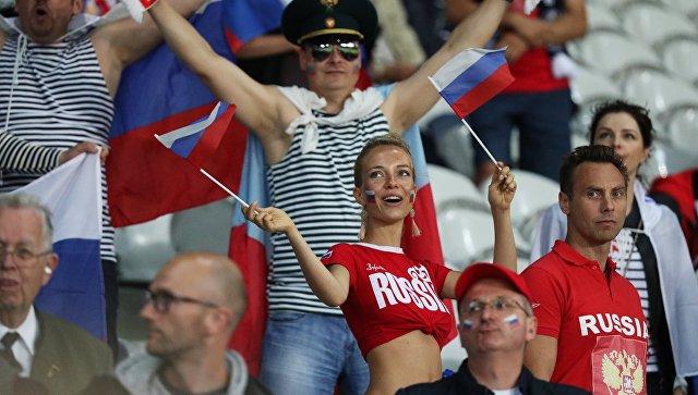 Дуги Бримсон призвал фанатов Британии не опасаться РФ