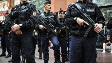 Полиция в Уэльсе. Архивное фото