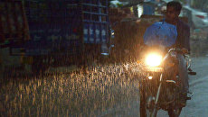 Дожди в Индии. Архивное фото