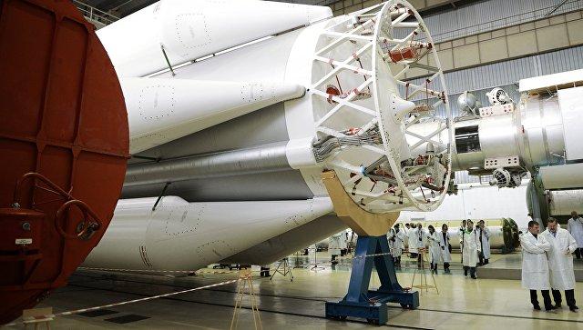 «Роскосмос» арендует в«Поднебесной» районы для падения частей ракет
