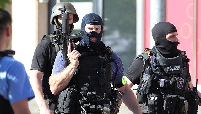Милиция Германии задержала подозреваемого вподготовке теракта