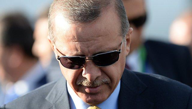 ВГермании закрыли дело против комика, оскорбившего Эрдогана