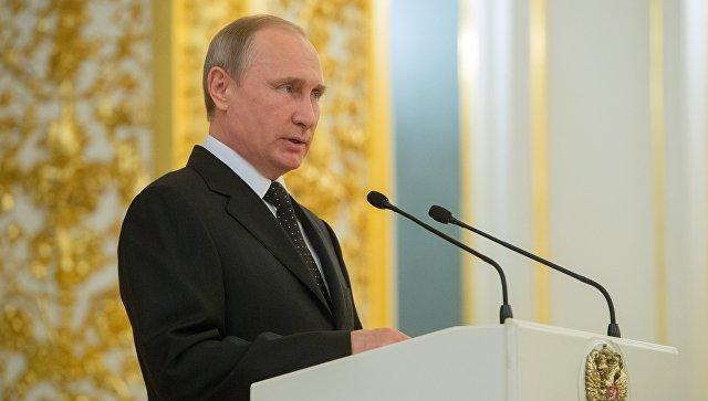 Путин пообещал снижение инфляции в 2016г