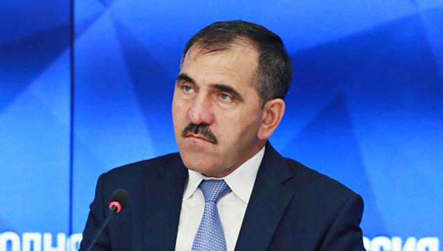 Евкуров отправил вотставку руководство Ингушетии
