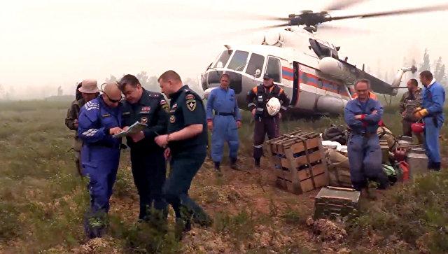 МАК: автоматика разбившегося Ил-76 семь минут предупреждала облизости земли