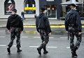 Полицейские в Минске